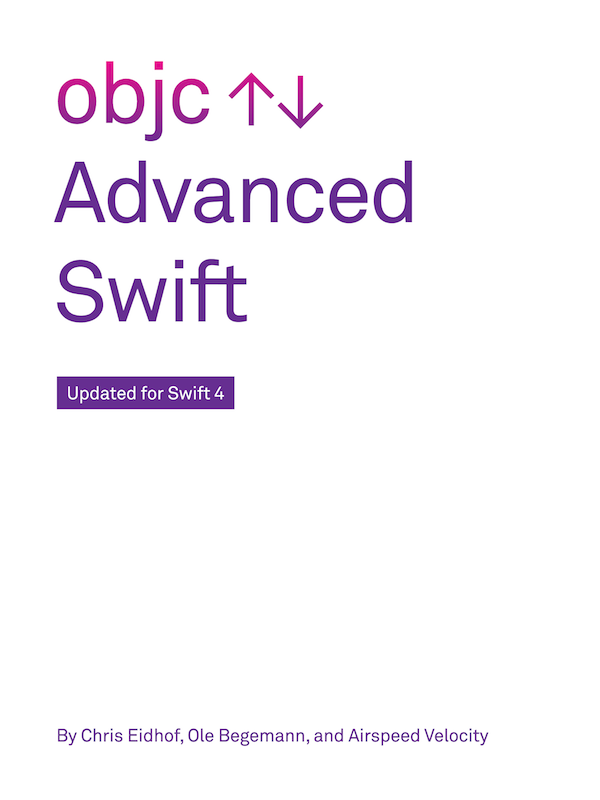 Advanced Swift Book