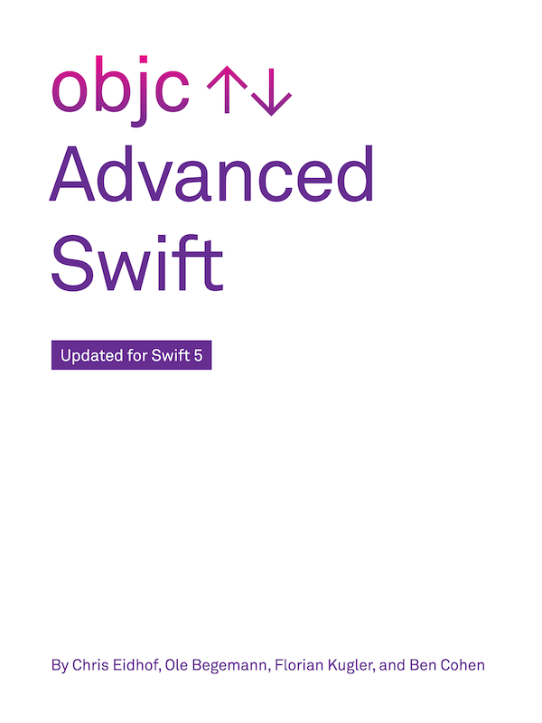 Advanced Swift Cover