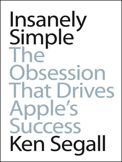 Simple Book Cover Review : Book review insanely simple ole begemann