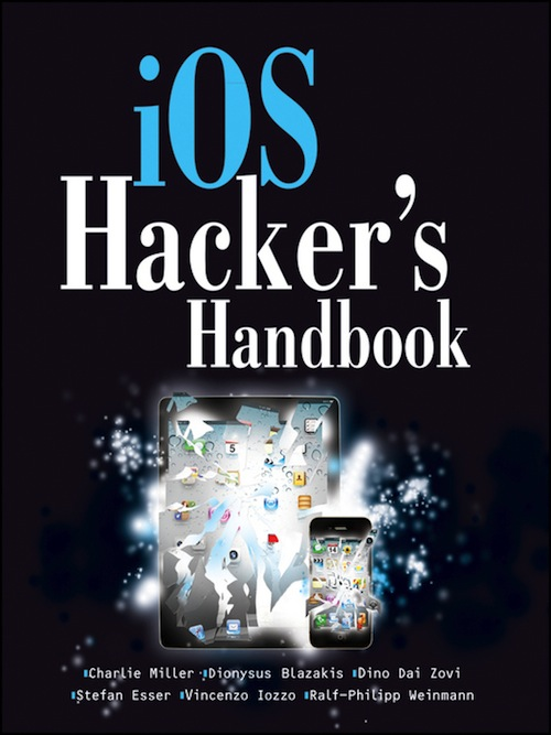 iOS Hacker's Handbook Cover