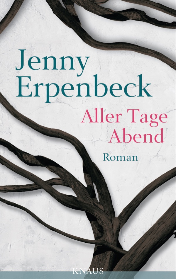 Book cover: Aller Tage Abend